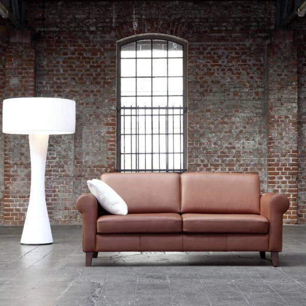 Sofasystem Siena 2,5-Sitzer, Ecopell Leder