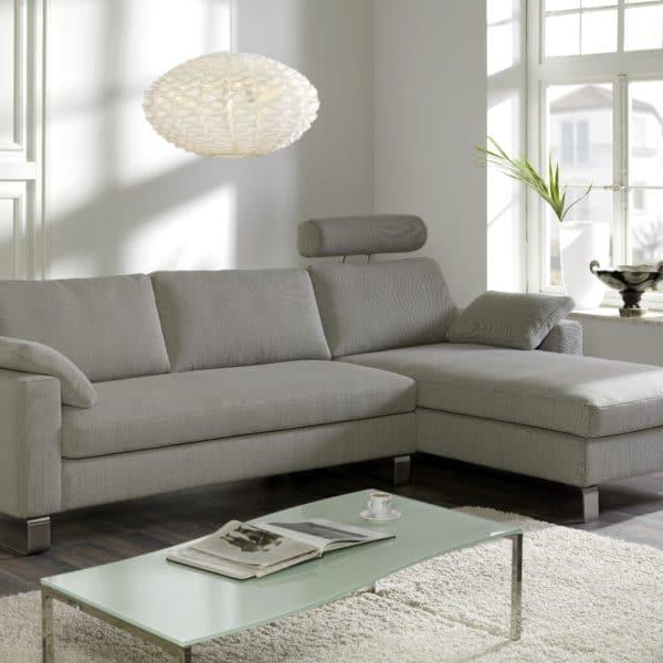 Milieu - Sofasystem Siena 2,5-Sitzer